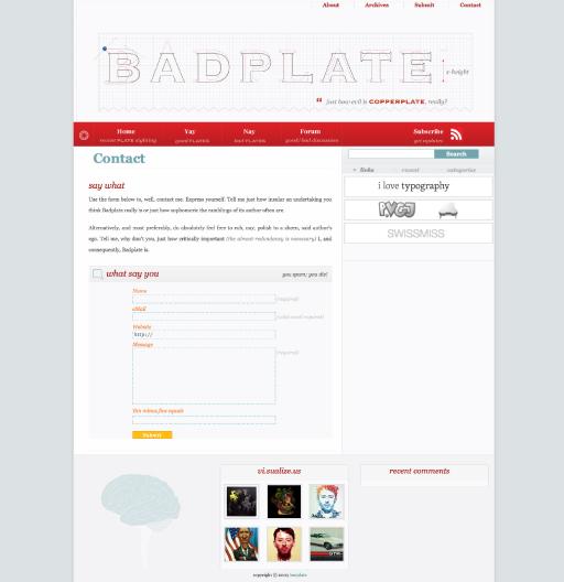 badplate iteration 2